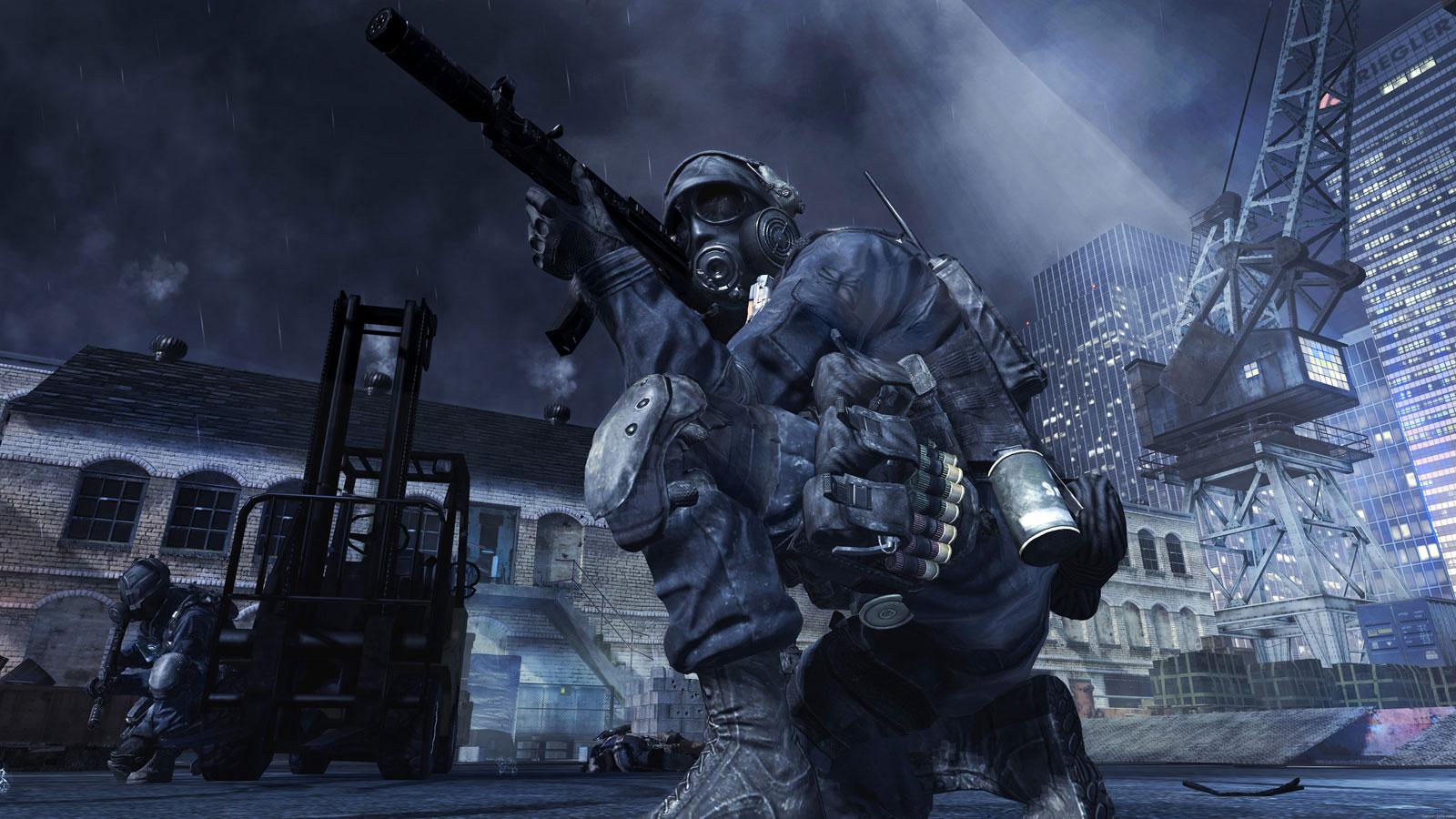 текстуры modern warfare 3: