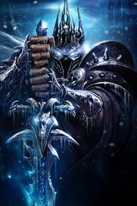 Артас Менетил – WarCraft