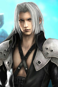Сефирот – Final Fantasy VII