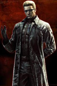 Альберт Вескер – Resident Evil