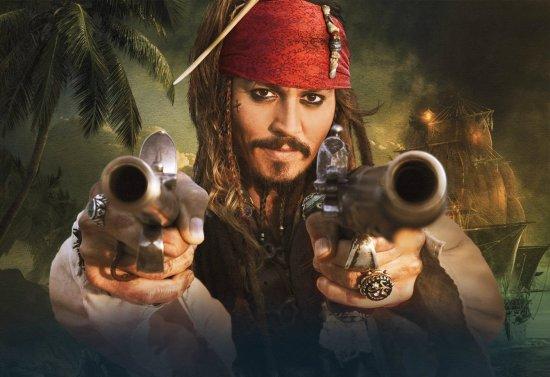 Я старый пират, и не знаю слов лицензионного соглашения!