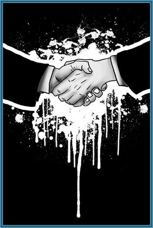 Виртос. Рукопожатие.