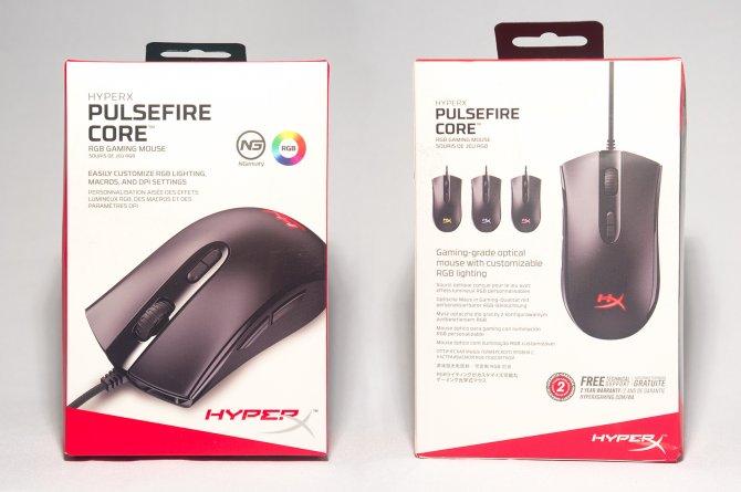 HyperX Pulsefire Core