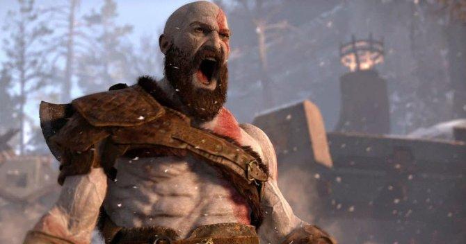 God of War с лихвой уничтожит все экшены Microsoft вместе взятые.