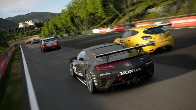 Возможно, Gran Turismo 7 поможет догнать Forza Horizon 4.