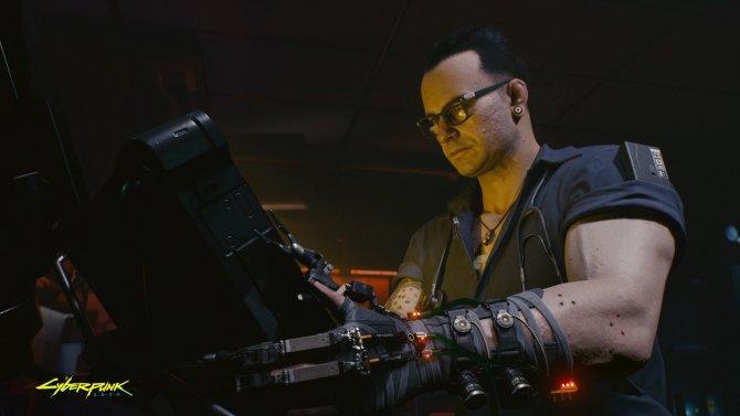 Протезам в мире Cyberpunk 2077 уделяется особое внимание.