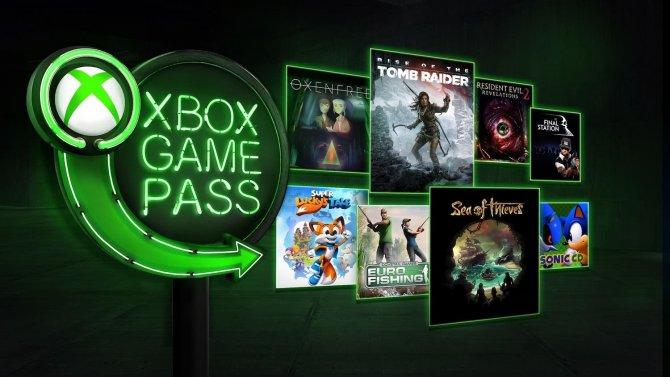 В Xbox Game Pass есть много интересных и популярных игр.