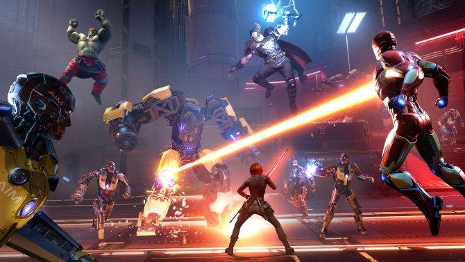Наверняка эксклюзивность паучка мотивирует многих купить Marvels Avengers на PS4 или PS5.