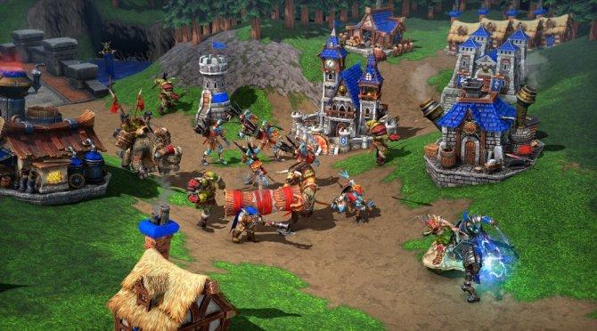 Провал Blizzard c Warcraft III запомнят на долгие годы.