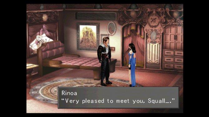 Ремастер Final Fantasy VIII - минимум обновлений за максимальную стоимость.