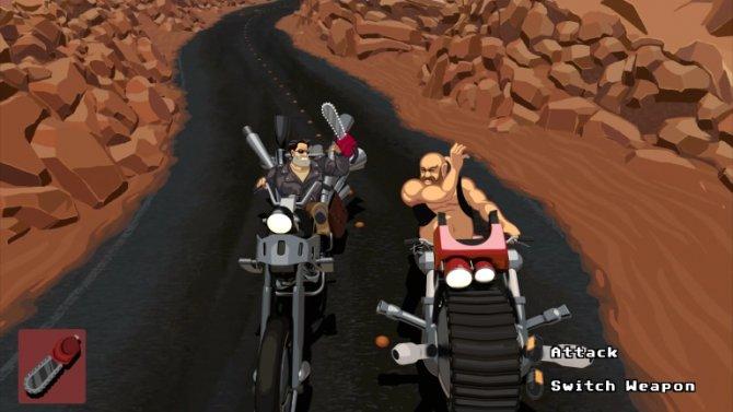 Full Throttle – легендарный квест от LucasArts.