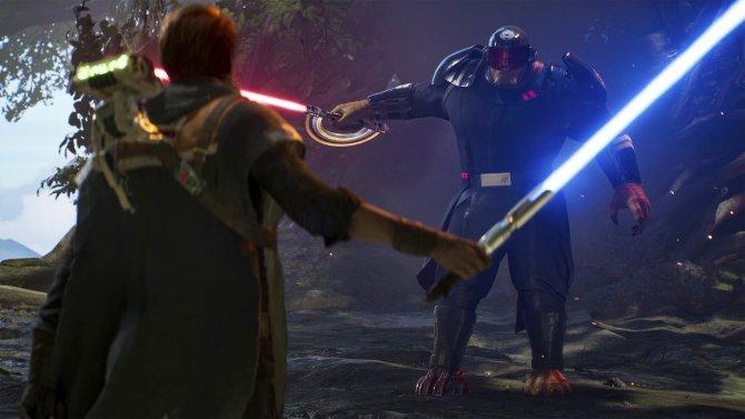 Главные враги в Fallen Order подобраны идеально, хотя в фильмах они и не фигурировали.