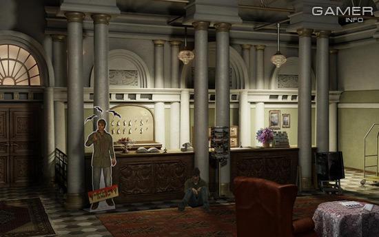При общей мрачности, в игре все-таки есть парочка светлых и жизнерадостных локаций.