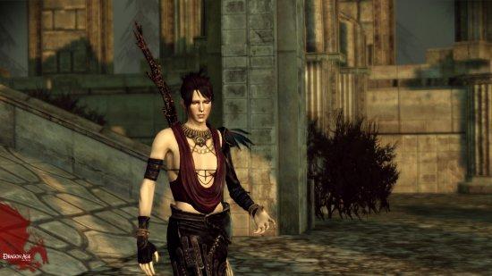 Новые скриншоты Dragon Age Origins