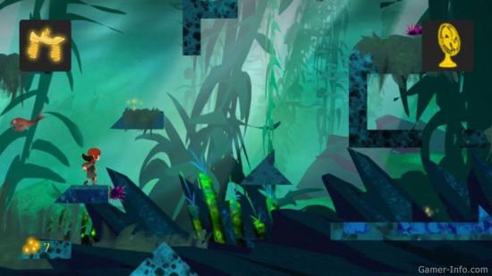 Скриншот игры Lucidity