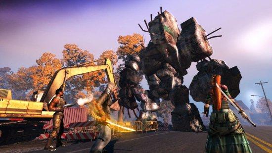 Скриншот игры The Secret World