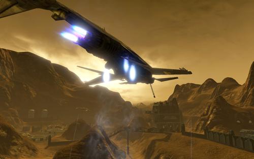 Скриншот Red Faction: Guerrilla на PC