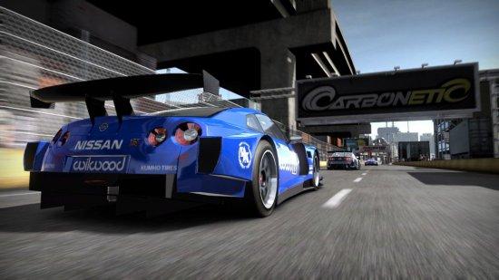 Скриншот к игре Need For Speed: Shift