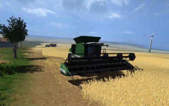 Скриншот к игре Farming Simulator 2009