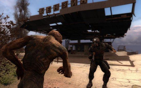 Скриншот игры S.T.A.L.K.E.R.: Зов Припяти