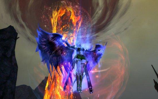 Скриншот с игры Aion: The Tower of Eternity
