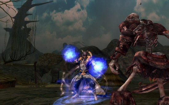 Скриншот с игры Aion: The Tower of Eternity