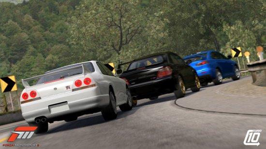 Скриншоты к игре Forza Motorsport 3