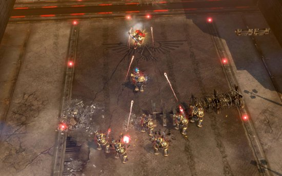 Скриншот к игре Warhammer 40000: Dawn Of War 2 - Chaos Rising