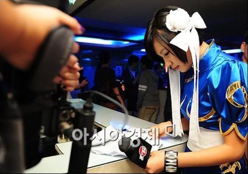 Фото-сессия Рю Джи-Хи