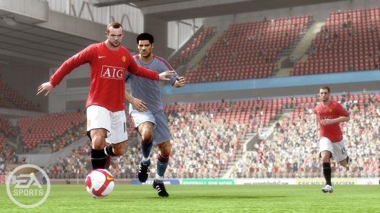 Лидер продаж в Великобритании за период с 12 по 17 октября 2009 года - FIFA 10