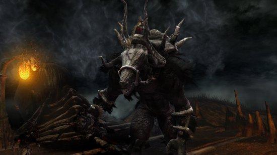 Скриншот игры Dante's Inferno