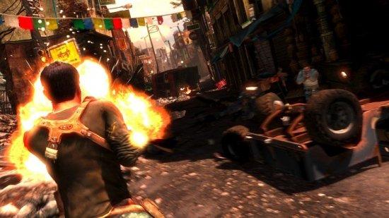 Скриншот к игре Uncharted 2