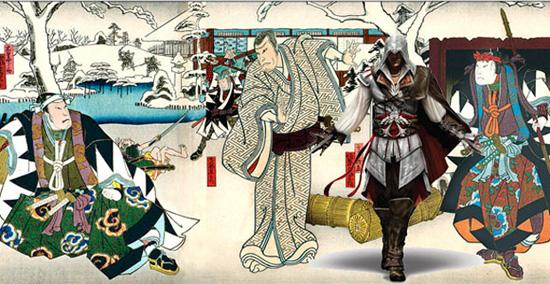 Assassin's Creed в феодальной Японии