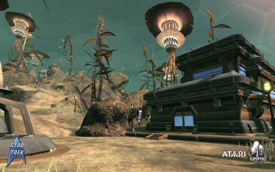 Скриншот к игре Star Trek Online