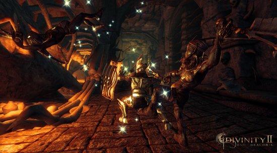 Скриншот игры «Divinity 2: Кровь драконов»