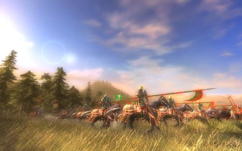 Скриншот «История войн: Александр Невский»