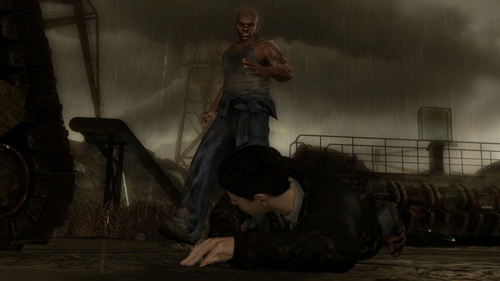 Heavy Rain Screenshot