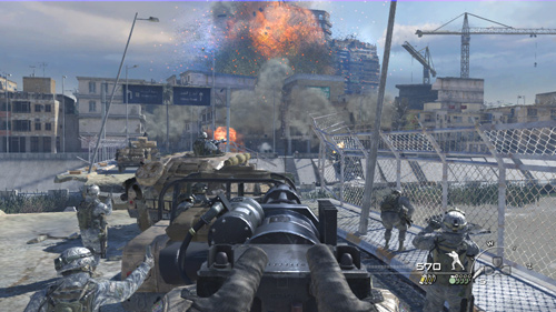 Скриншот Call of Duty: Modern Warfare 2