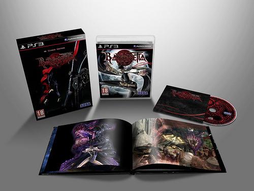 Коллекционное издание для PS3