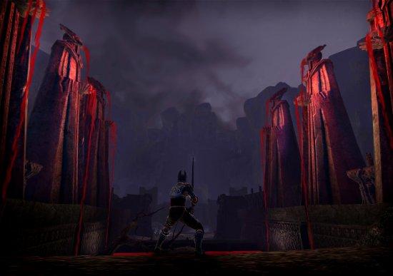 Скриншот из игры Age of Conan: Hyborian Adventures