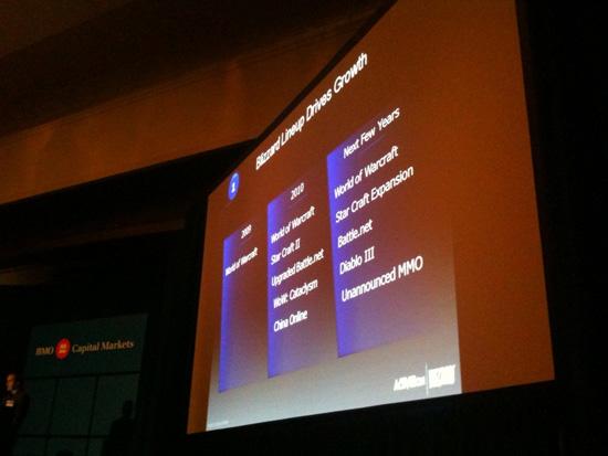 Фото с BMO Capital Markets Digital Entertainment Conference