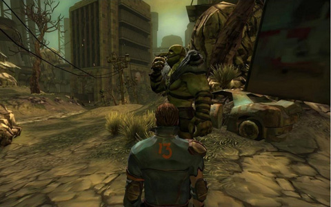 Fallout MMO, The Vault's