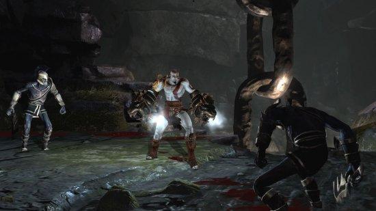 Скриншот игры God of War III