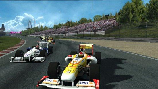 Скриншот F1 2009