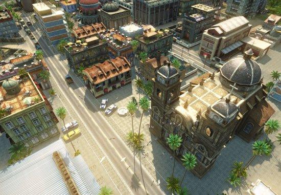 Скриншот из Tropico 3