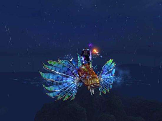 Дополнение «Rising Tide» для MMORPG Perfect World