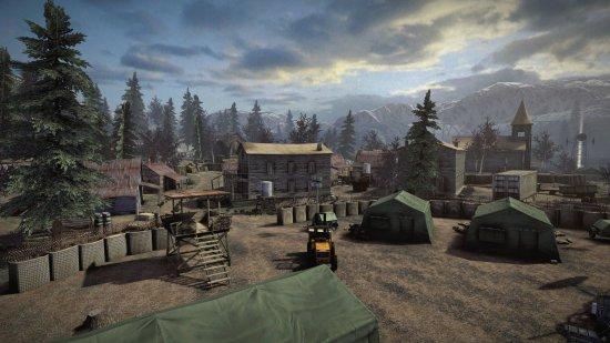 Скриншот игры MAG