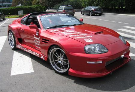 Toyota Supra Mark IV (1998)