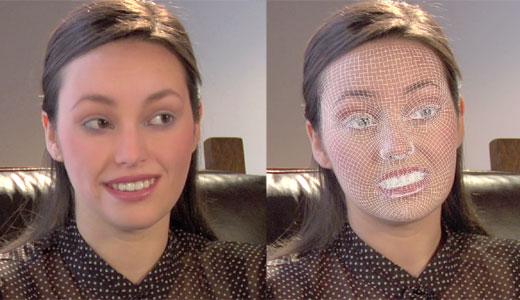 Технология анимации леца от Image Metrics