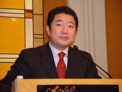 Ёичи Вада (Yoichi Wada), руководитель компании Square Enix